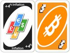 Buying Bitcoin is like buying an Uno Reverse cards against Government fiat currency inflation. ($Fiat€urren¢ies×[Inflation+time])÷21Million Bitcoin=UnoReverso Bitch=₿ to 💵 Deflation=Price💰Per BTC goes up 📈 Forever as long as inflation exists.